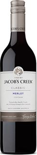Jacob's Creek Merlot Classic 2015 1.50l